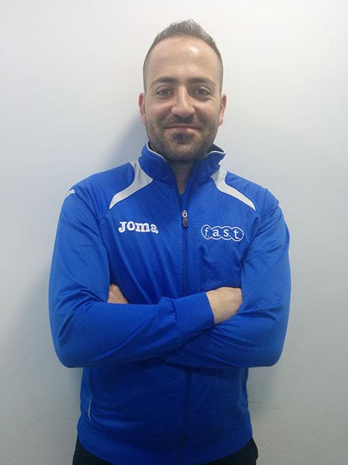 Entrenador Alejandro Fast Mostoles