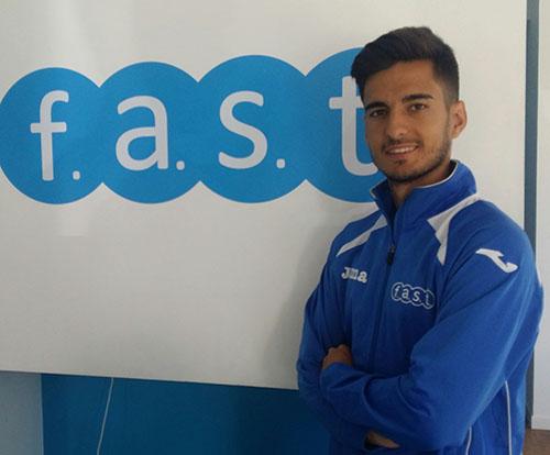 Entrenador Antonio Fast Mostoles