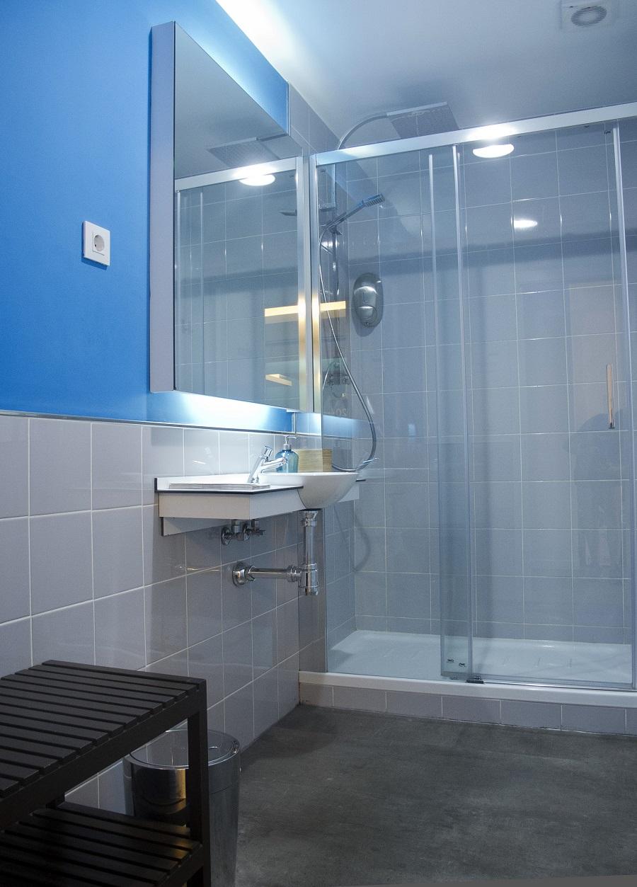 duchas electroestimulacion