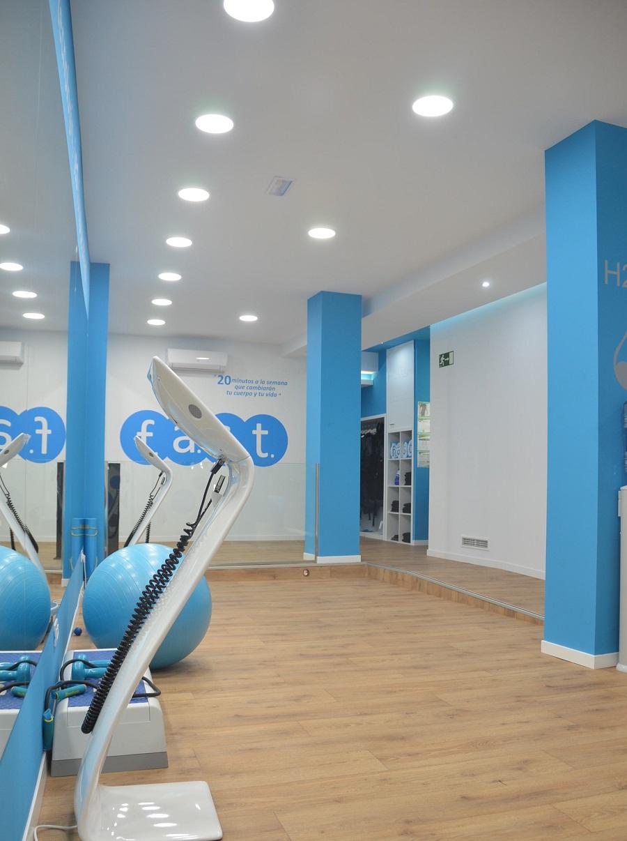 centro de electroestimulación deportiva
