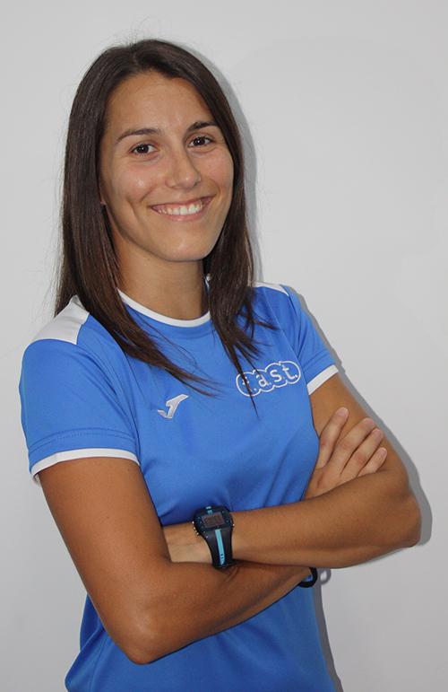Nuria Gil, entrenadora personal de electroestimulación en Benidorm