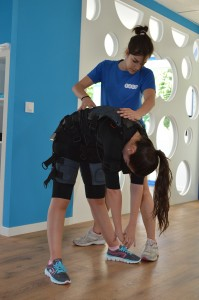 Entrenador personal con electroestimulación Fast Fitness