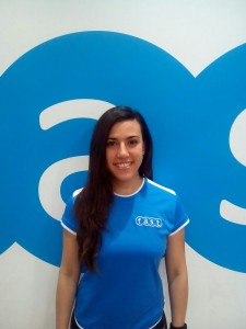 Cristina Santa María de la Cabeza Fast Fitness