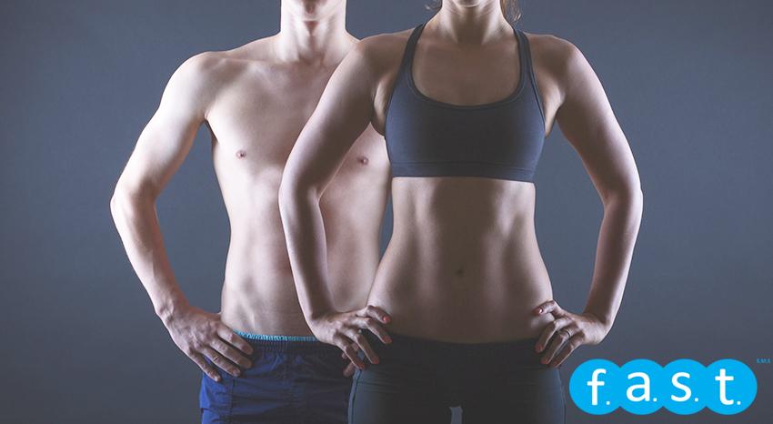 Mejorar la postura con ejercicio Fast Fitness