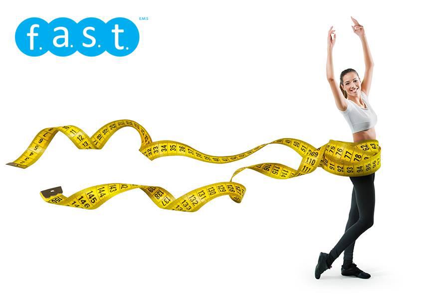 bajar peso con electrofitness Fast Fitness