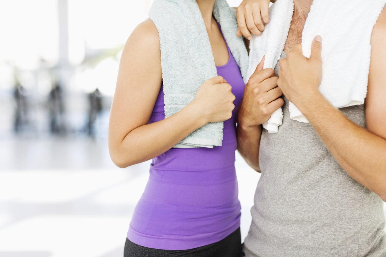 diferencias género en el ejercicio Fast Fitness