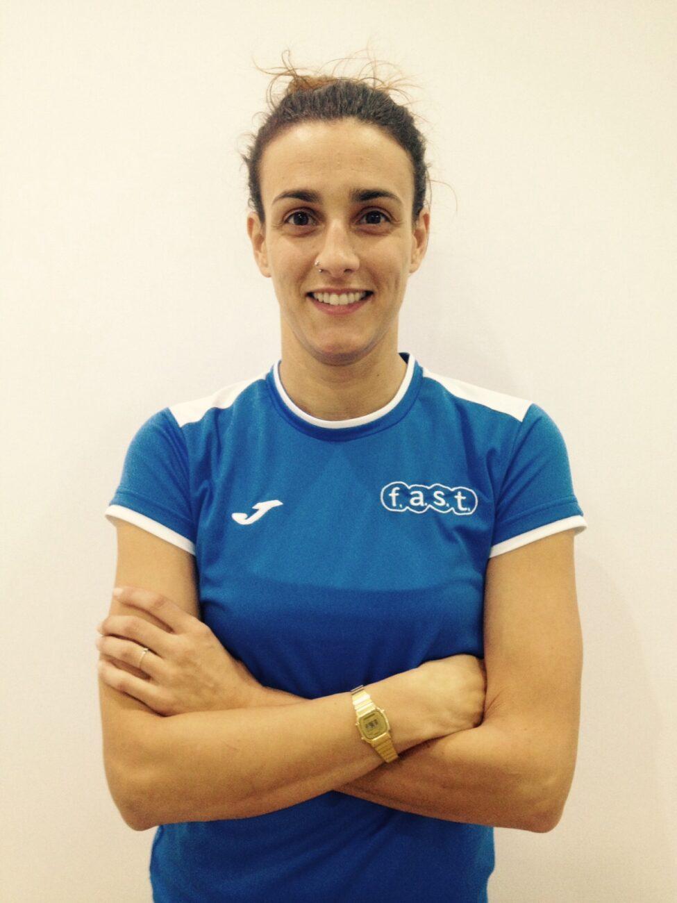 Marta Pascual entrenadora Fast Fitness