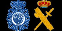logo policía y guardia civil Fast Fitness