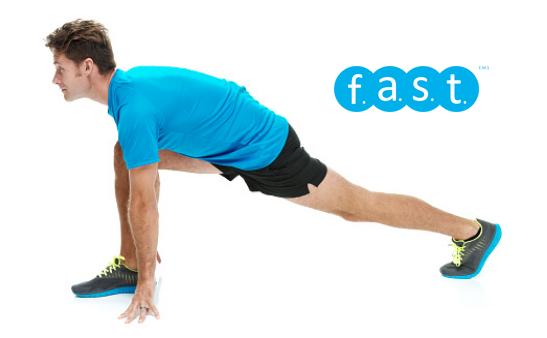 estiramientos Fast Fitness