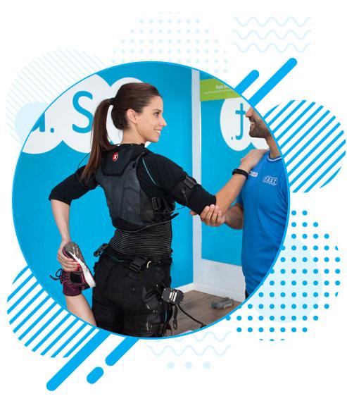 metodo fast electroestimulacion profesionales deporte