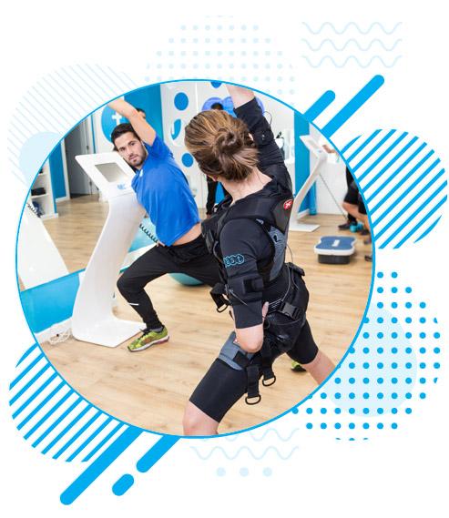 Electroestimulacion gimnasios alto rendimiento madrid